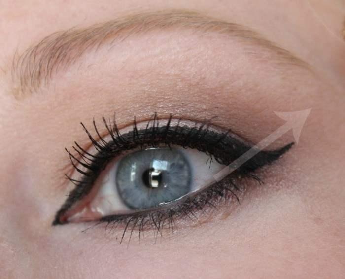¿Como Maquillar sus Ojos para Evitar el Estilo Parpados Caídos?