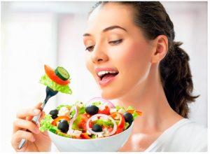 Dietas como factor de belleza