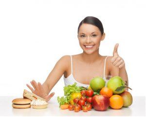Alimentos como factor de belleza