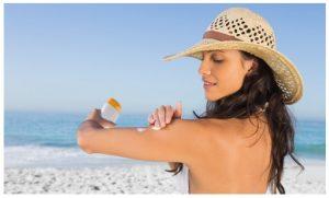 Consejos para la aplicación del protector solar