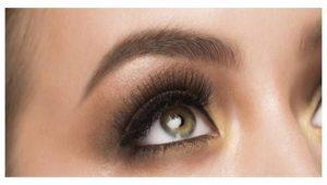 La depilación de las cejas con hilos según forma del rostro